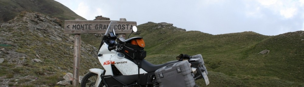 KTM 990 Adventure Assietta