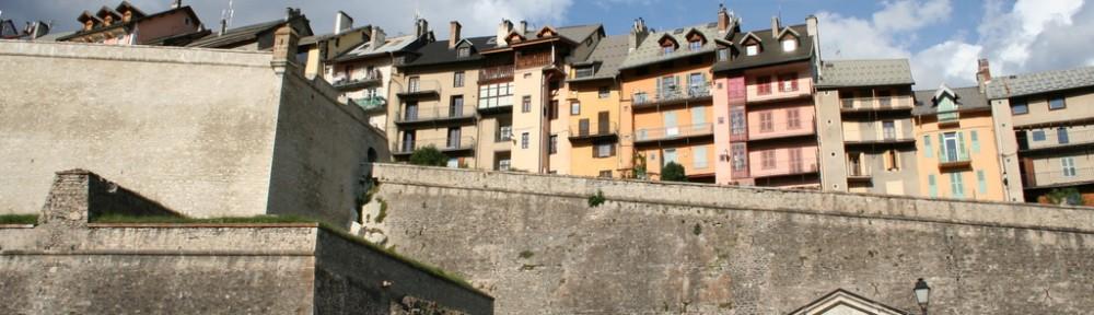 Briançon Altstadt