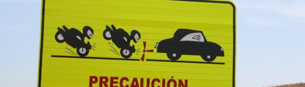 Vorsicht vorsichtige Autofahrer!