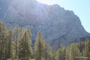 Slowenien: über Wurzenpass und Werschetzpass ins Sočatal