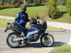 Die Liebe zum Motorrad    Eine Biografie