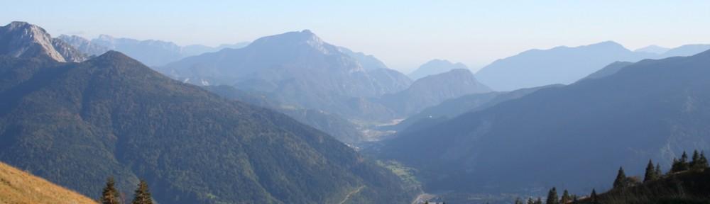 Blick vom Monte Zoufplan