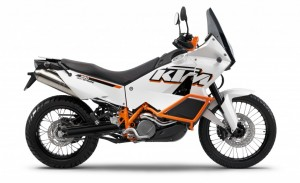 KTM 990 Adventure 2012