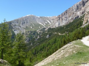 Monte Jafferau und Fort Pramand