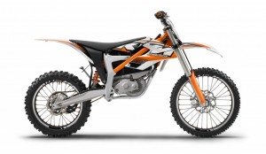 Elektro Enduro: KTM Freeride E
