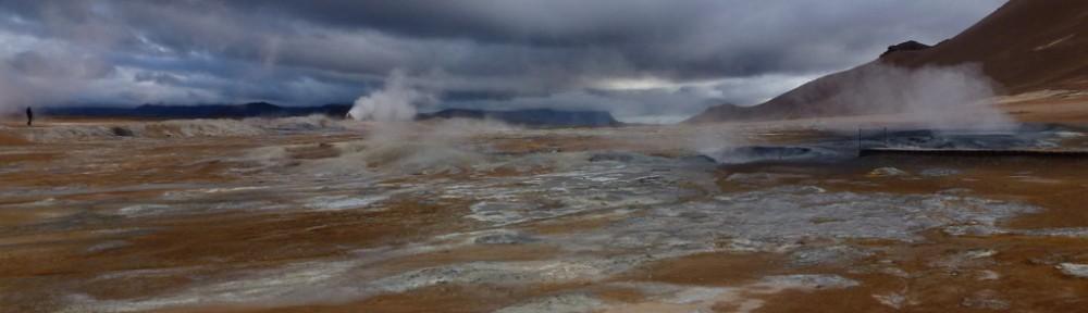 Hochtemperaturgebiet Hverarönð