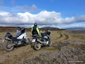 Island Tag 2    Sellandafjall zwischen Mývatn und Svartárvatn    Die Wüste am Rande des Hochlands