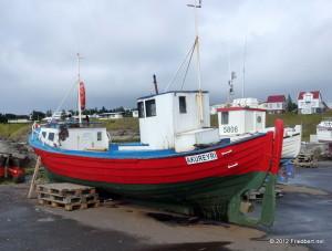 Húsavík Hafen