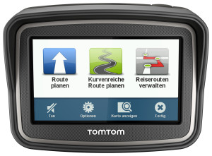 Der neue TomTom Rider 2013    die vierte Generation