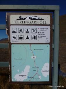 Einmal quer durch Island auf der F35