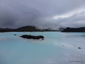 Island Tage 9&10: Sturmfahrt nach Reykjavík    Blaue Lagune