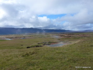 Thermalgebiet zwischen Húsavík und Mývatn